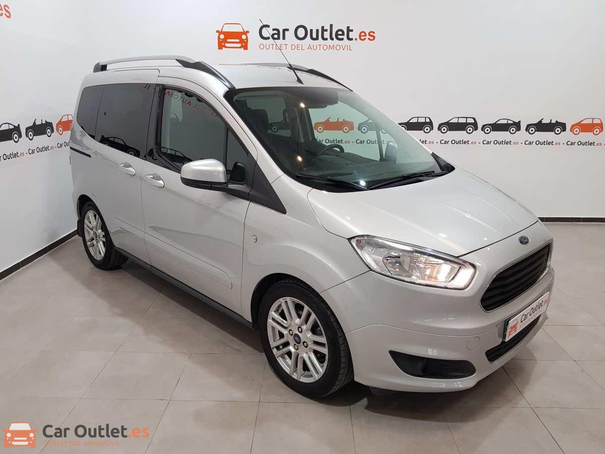 2 - Ford Tourneo Courier 2017