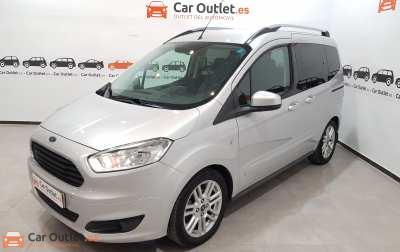 Ford Tourneo Courier Gasolina - 2017