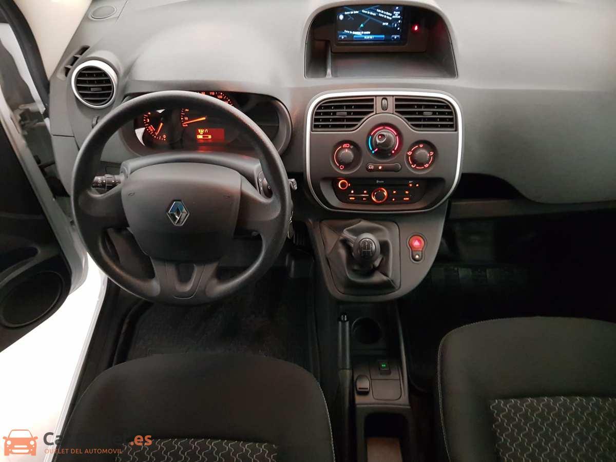 12 - Renault Kangoo 2016