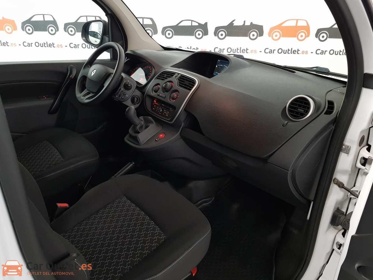 15 - Renault Kangoo 2016