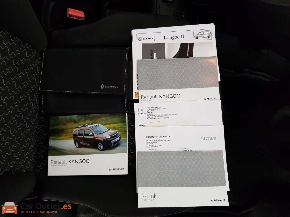 16 - Renault Kangoo 2016