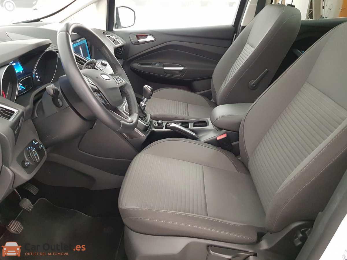 10 - Ford CMax 2018