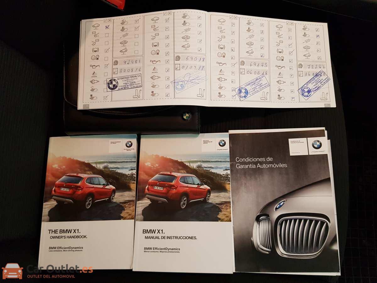 23 - BMW X1 2014