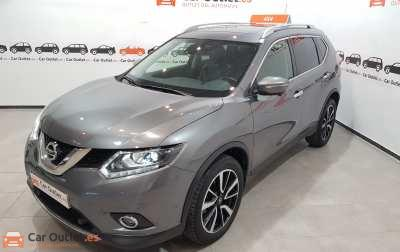 Nissan X Trail Diesel / gas-oil - 2017