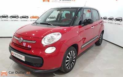 Fiat 500L Diesel / gas-oil - 2015