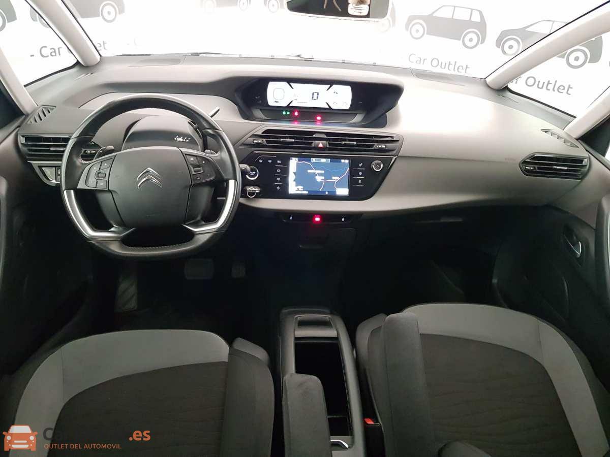 9 - Citroen C4 Picasso 2014 - AUTO