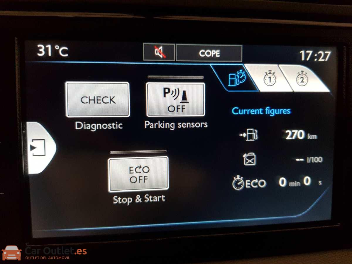 17 - Citroen C4 Picasso 2014 - AUTO