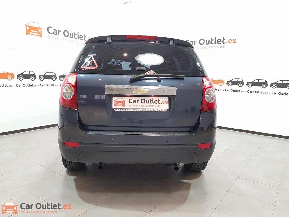 4 - Chevrolet Captiva 2010