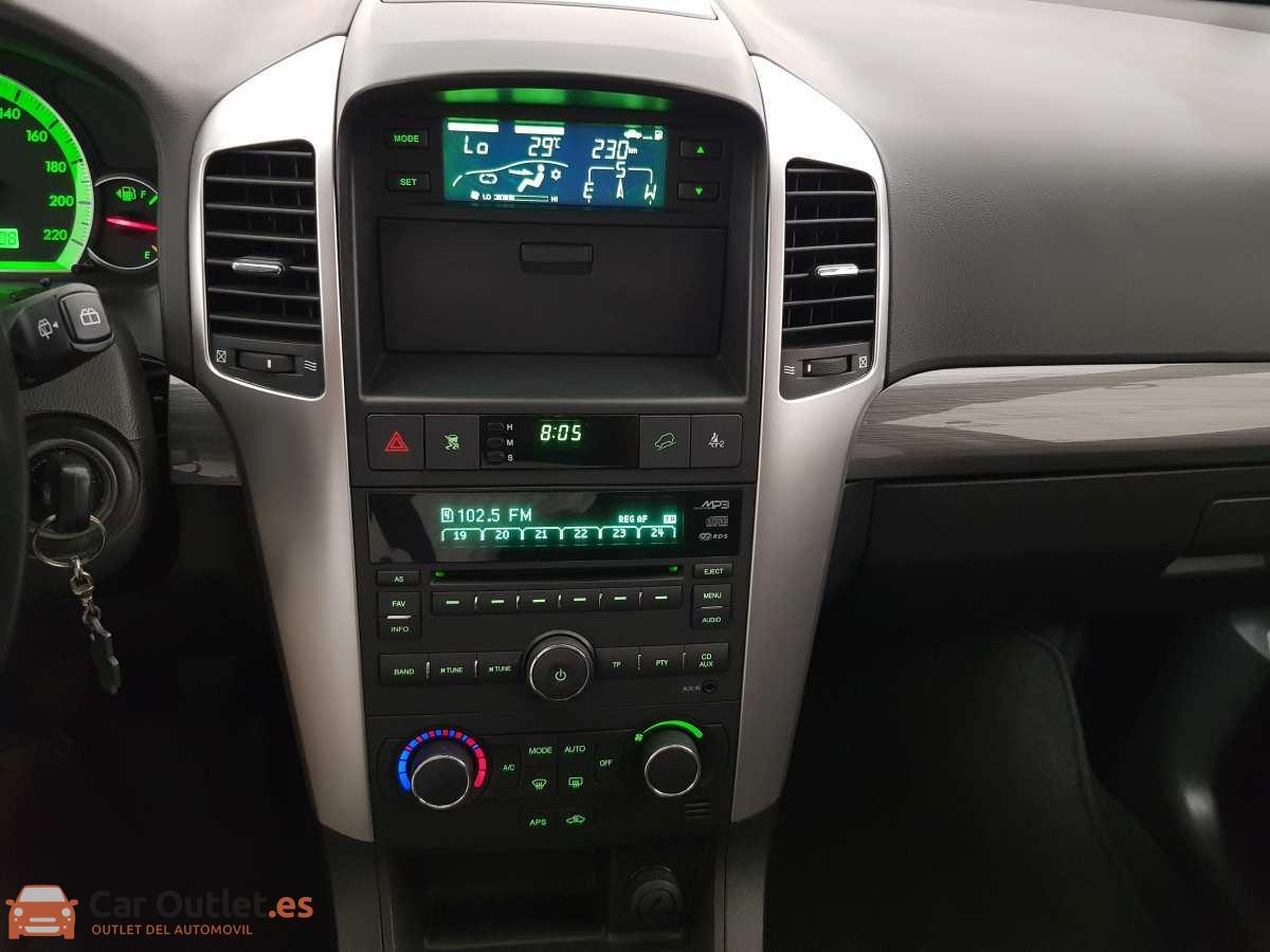 18 - Chevrolet Captiva 2010