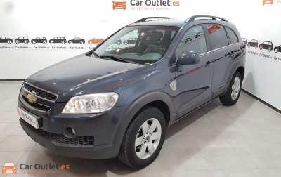 Chevrolet Captiva Diesel - 2010