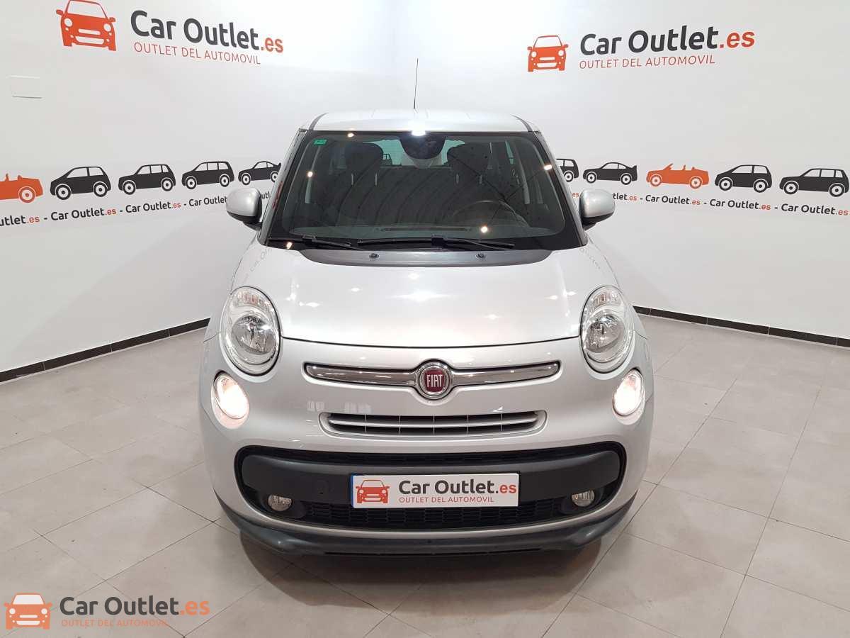 1 - Fiat 500L 2016