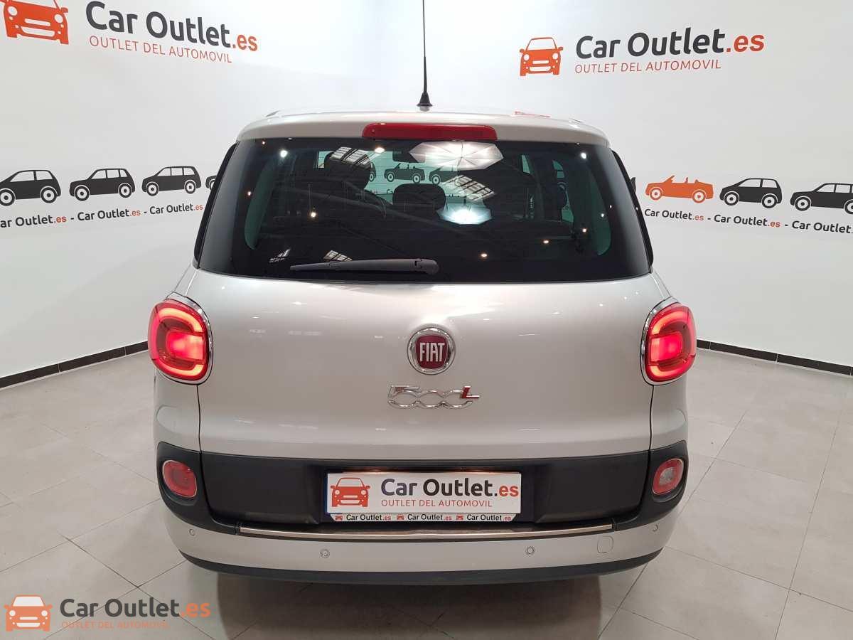 4 - Fiat 500L 2016