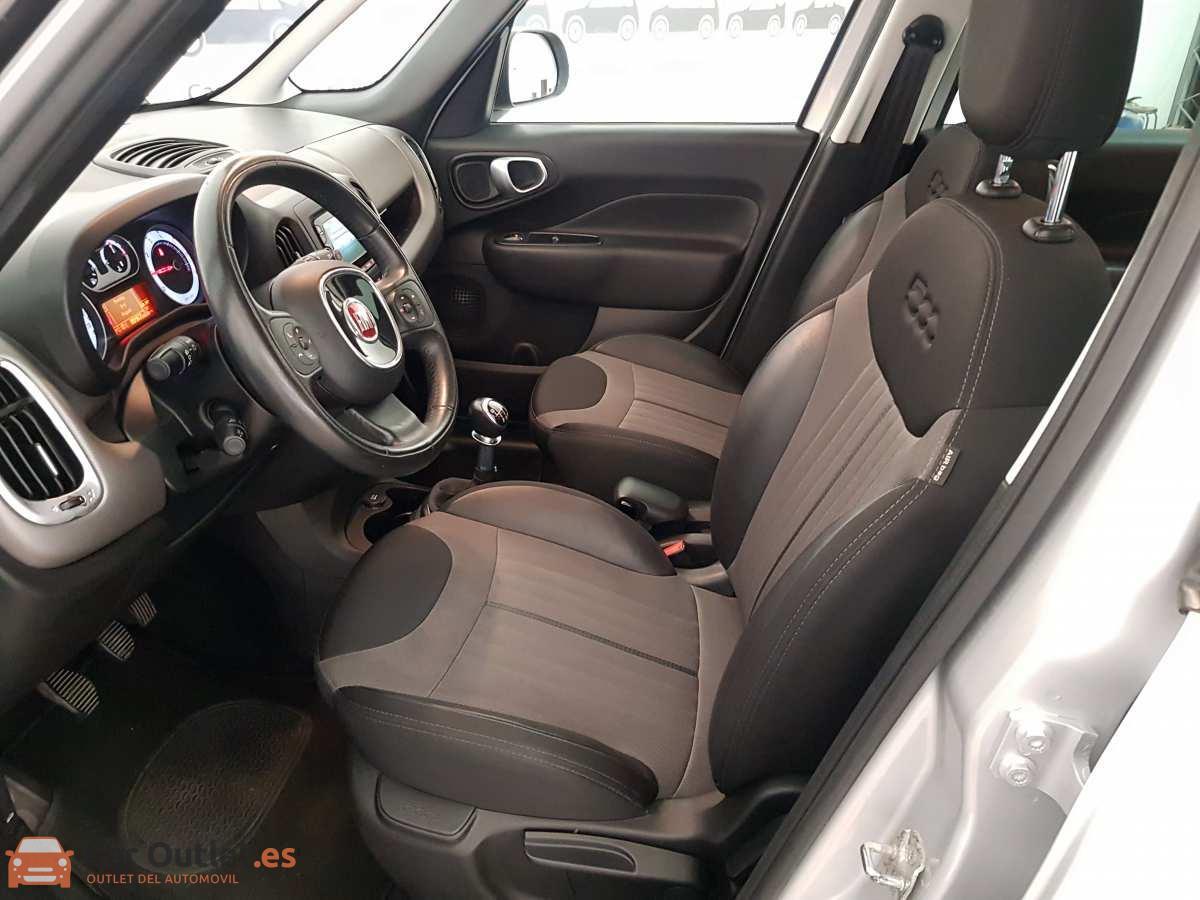 6 - Fiat 500L 2016