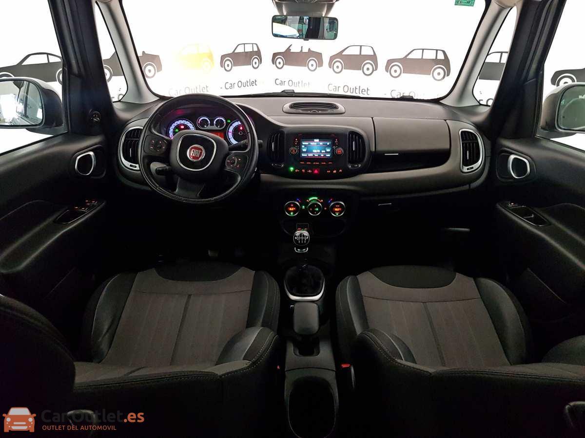 7 - Fiat 500L 2016