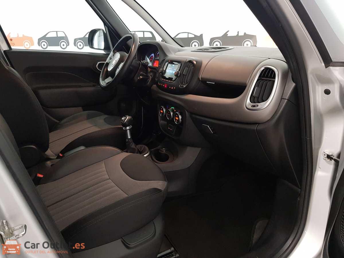 8 - Fiat 500L 2016