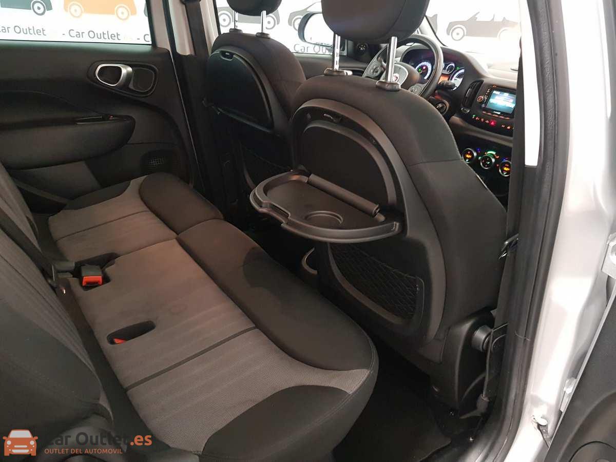 9 - Fiat 500L 2016