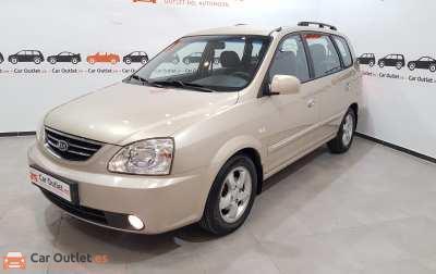 Kia Carens Diesel / gas-oil - 2006