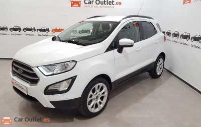 Ford EcoSport Petrol - 2019