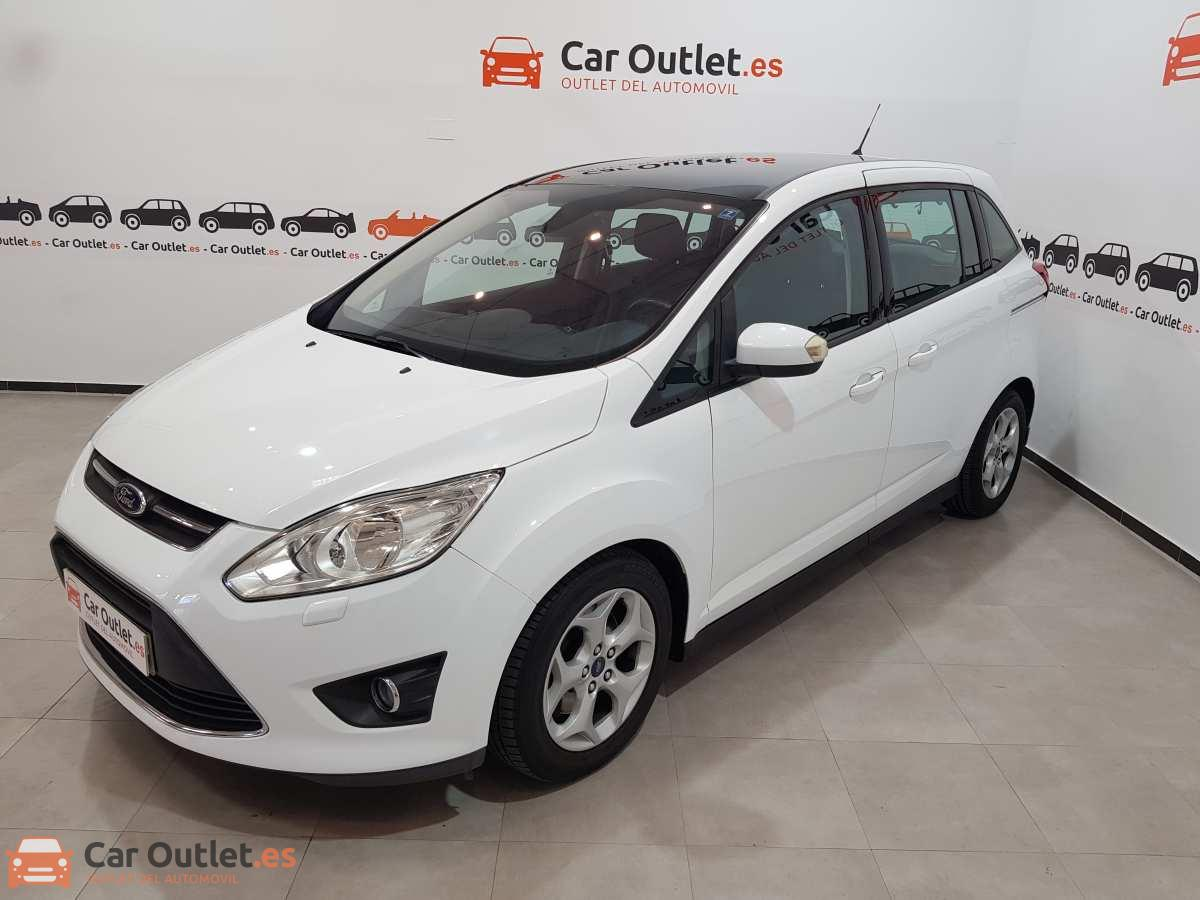 0 - Ford Grand CMax 2013