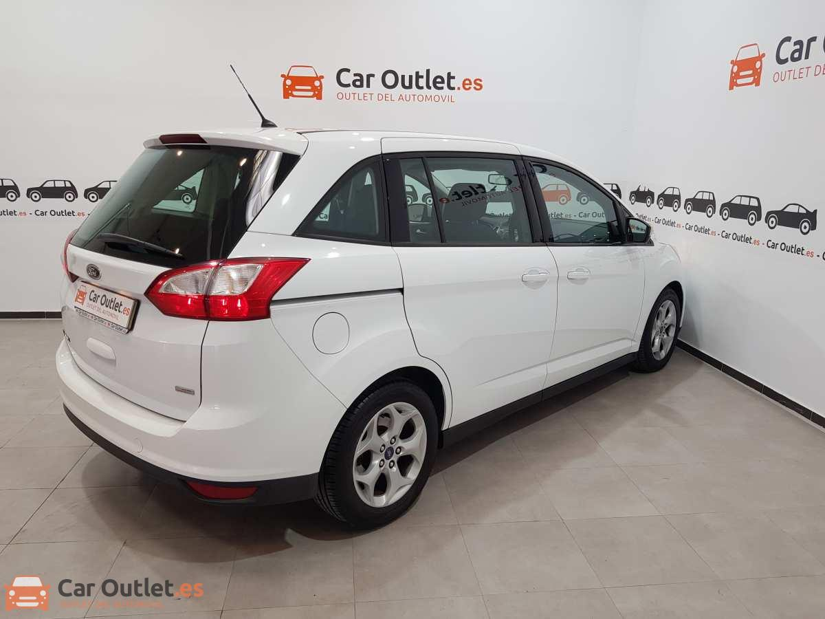 3 - Ford Grand CMax 2013