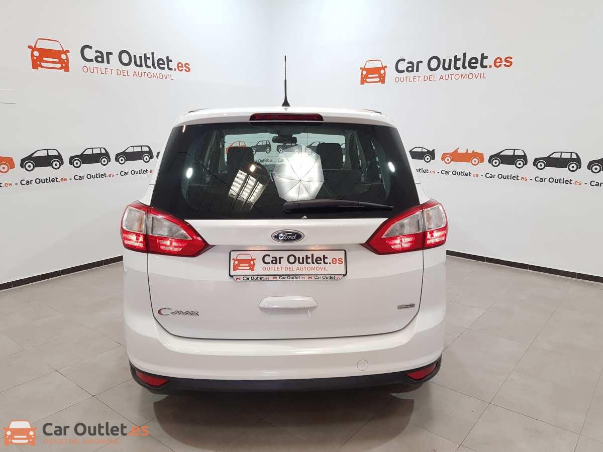 4 - Ford Grand CMax 2013