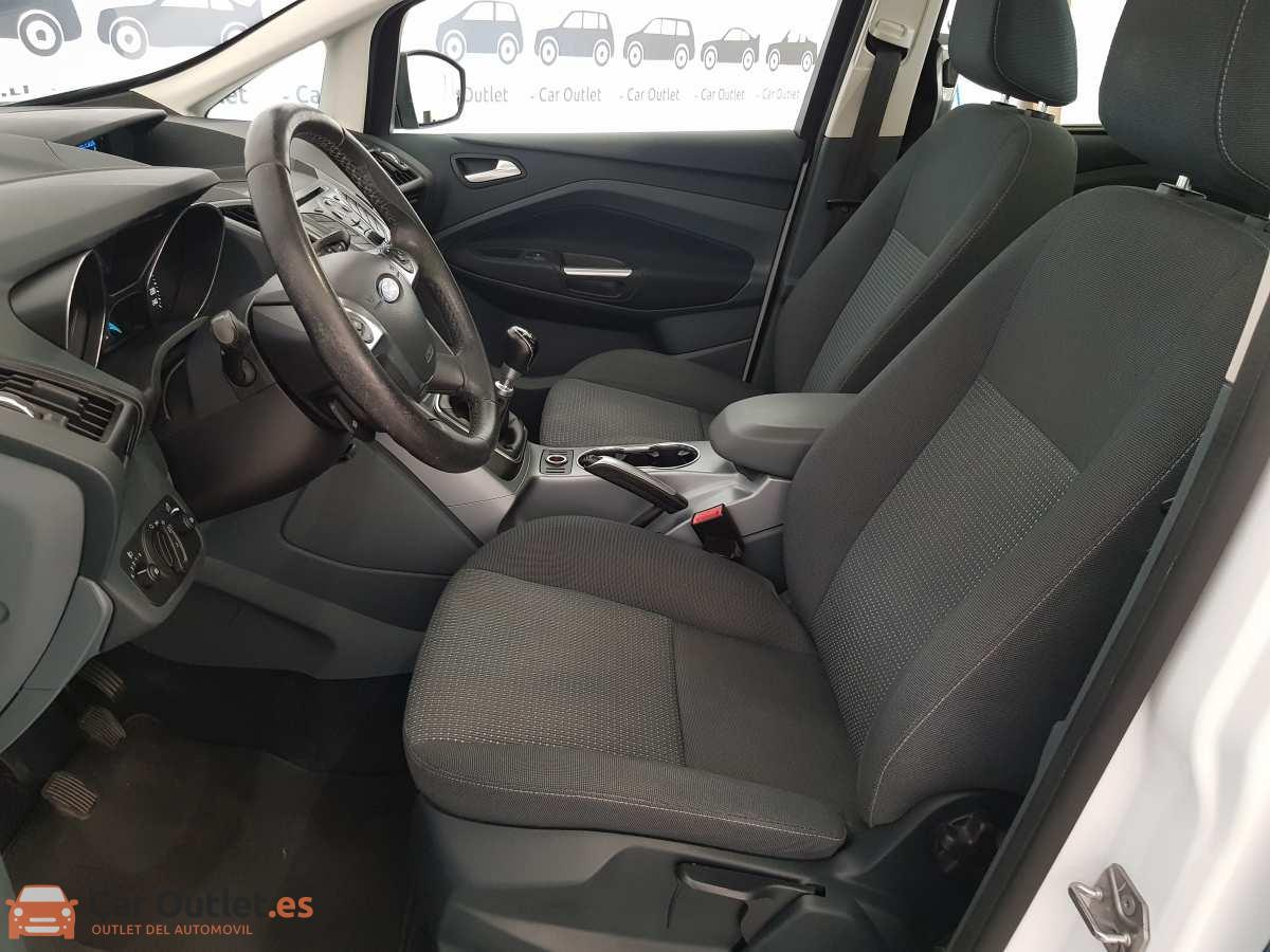 6 - Ford Grand CMax 2013