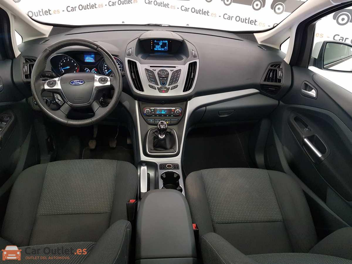 11 - Ford Grand CMax 2013