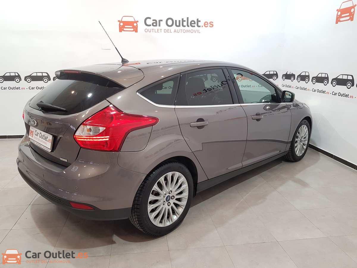 3 - Ford Focus 2014