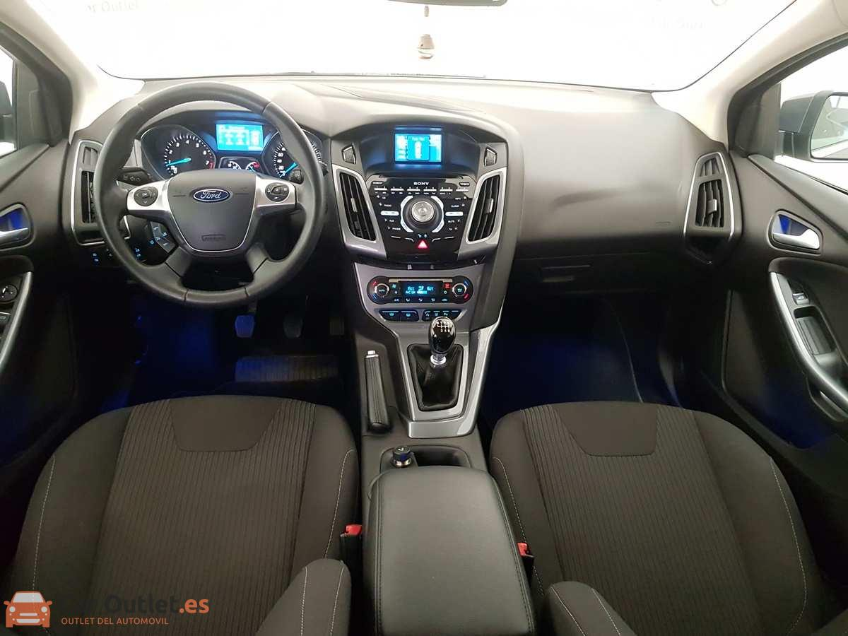 7 - Ford Focus 2014