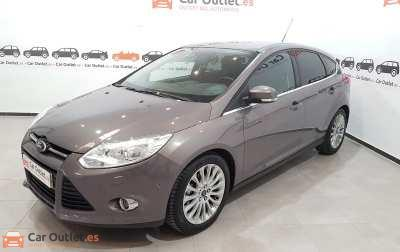 Ford Focus Essence - 2014