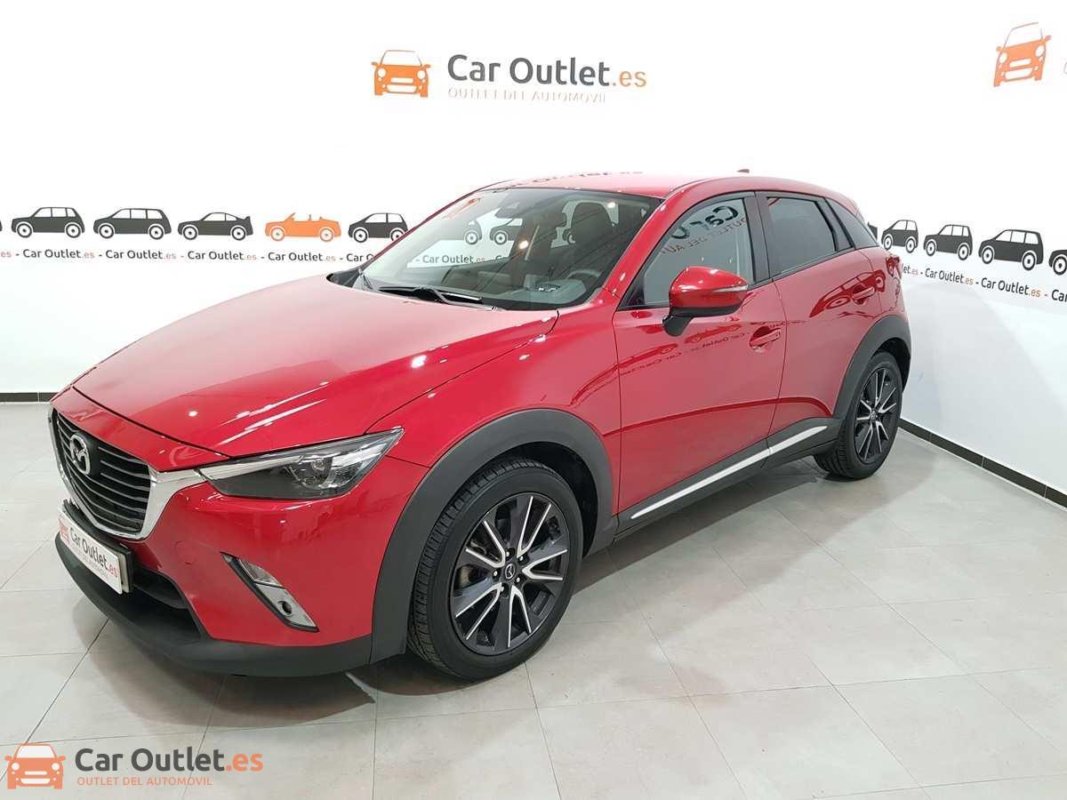 0 - Mazda Cx-3 2017 - AUTO