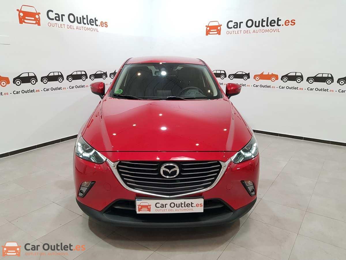 1 - Mazda Cx-3 2017 - AUTO