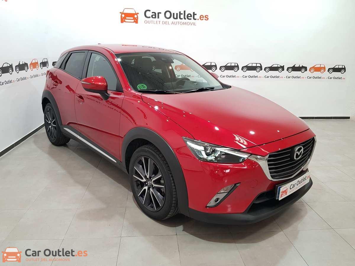 2 - Mazda Cx-3 2017 - AUTO