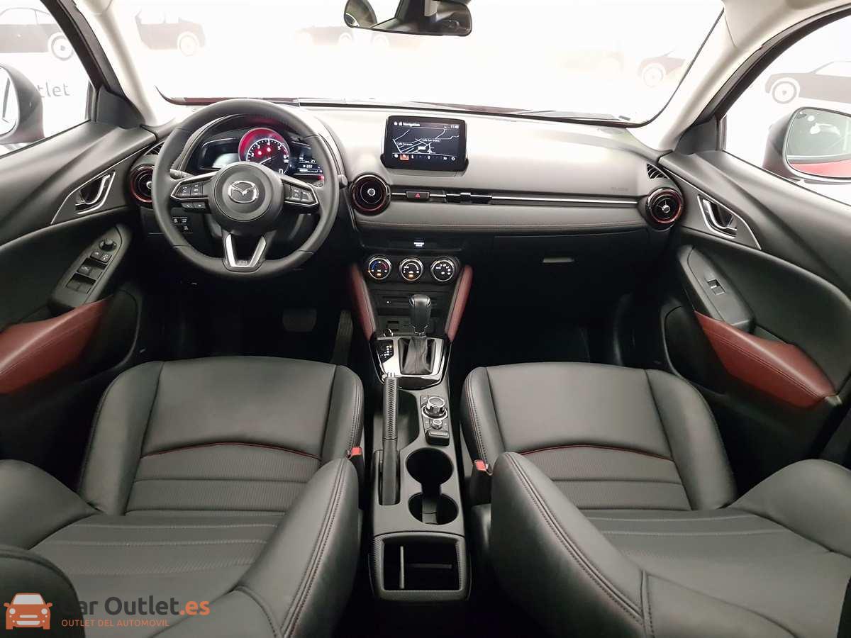 6 - Mazda Cx-3 2017 - AUTO