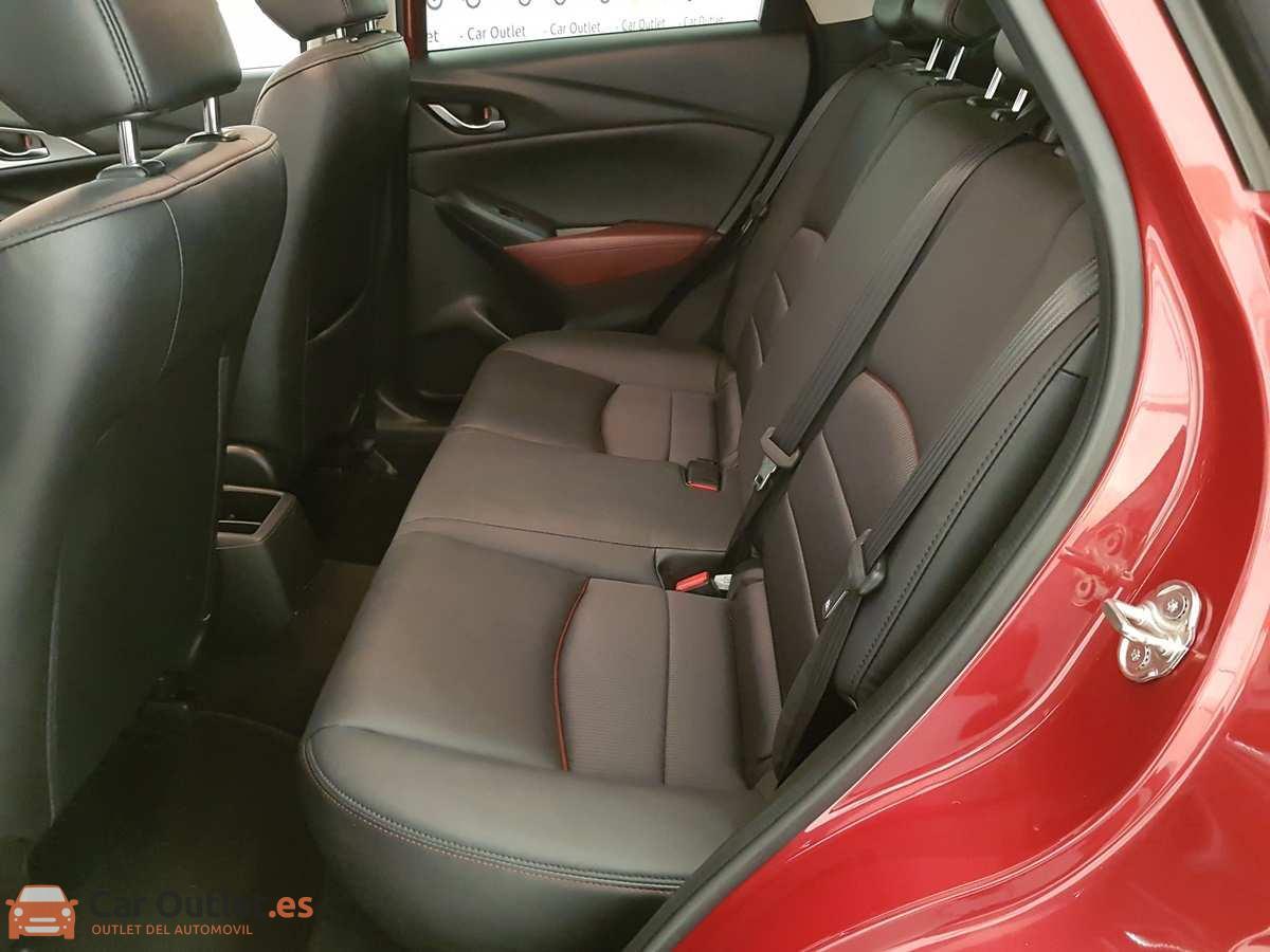 8 - Mazda Cx-3 2017 - AUTO