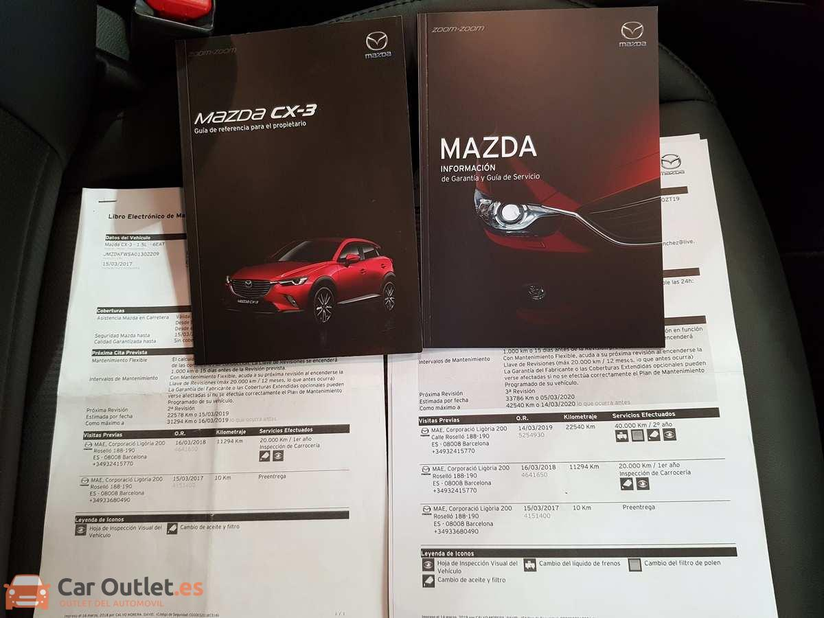 21 - Mazda Cx-3 2017 - AUTO