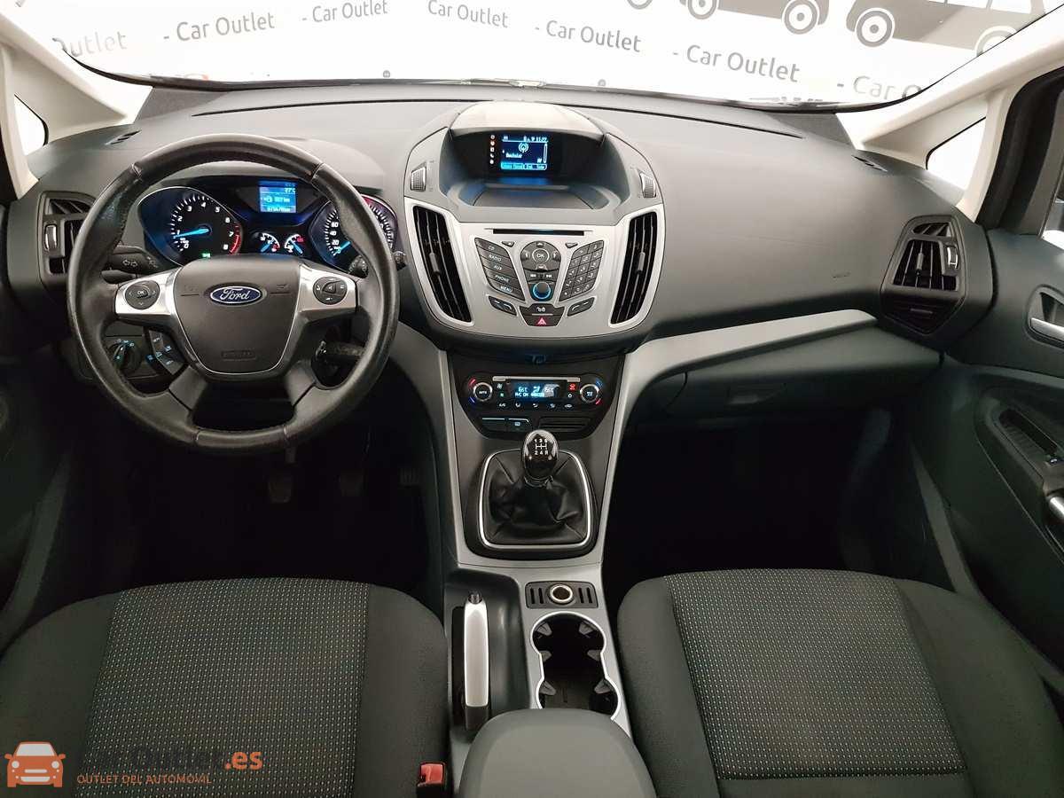 7 - Ford CMax 2013