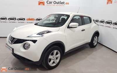 Nissan JUKE Petrol - 2016