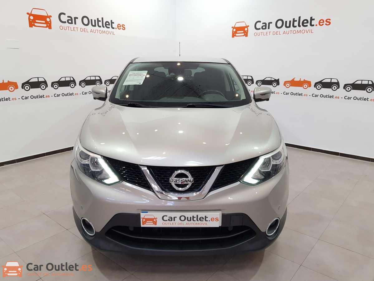 1 - Nissan Qashqai 2016