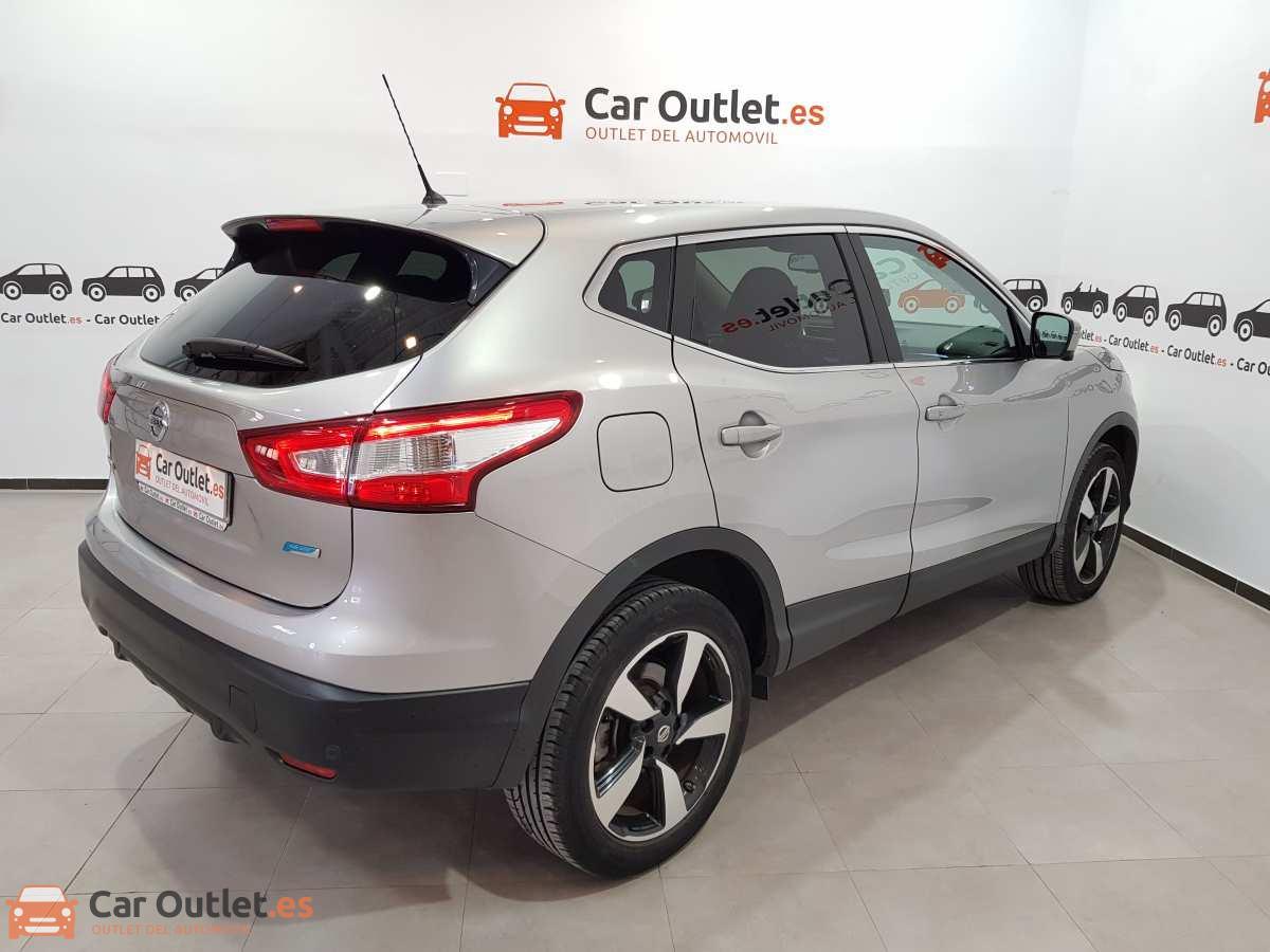3 - Nissan Qashqai 2016