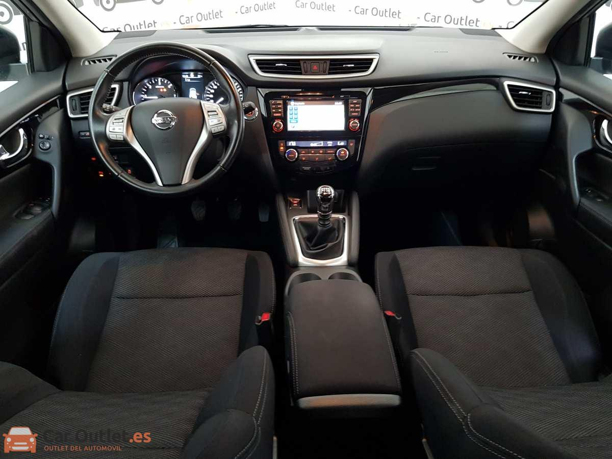 9 - Nissan Qashqai 2016