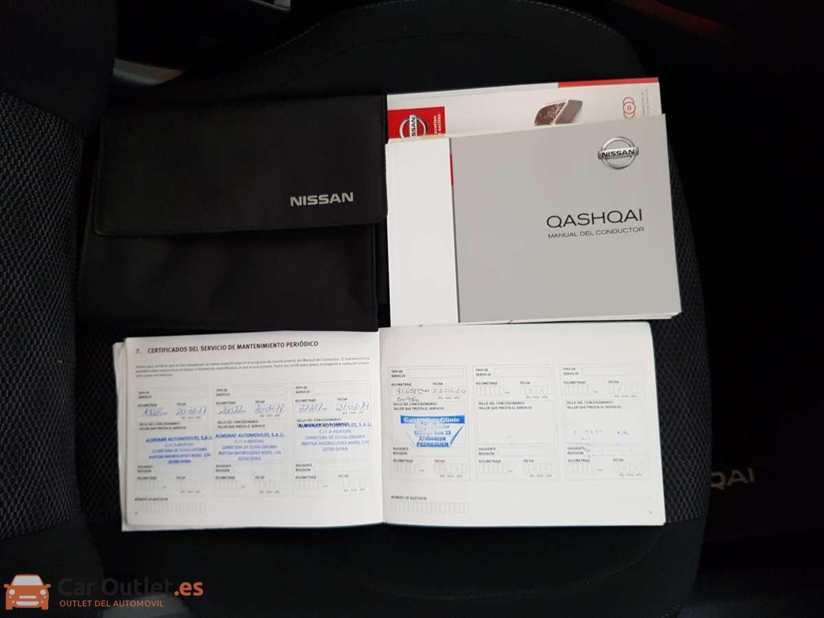 21 - Nissan Qashqai 2016