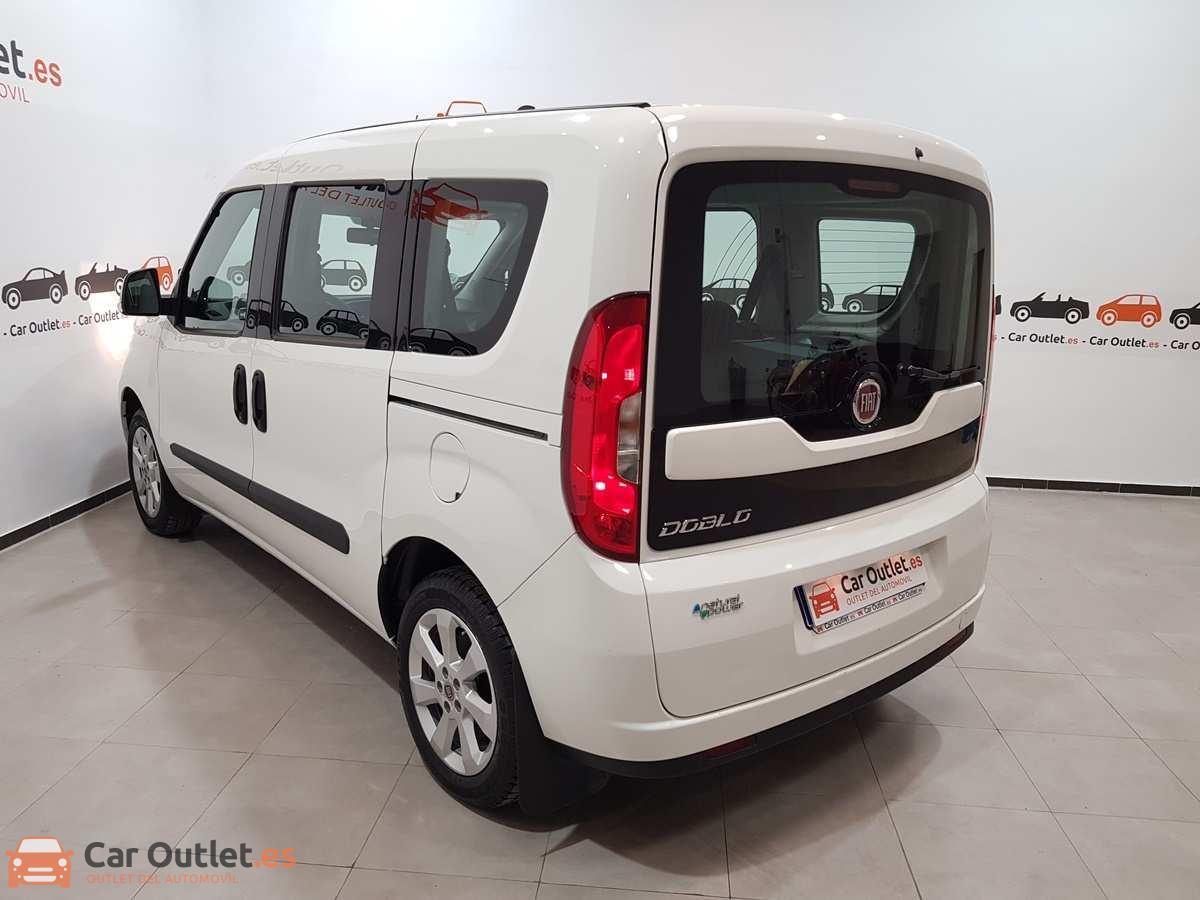5 - Fiat Doblo 2019