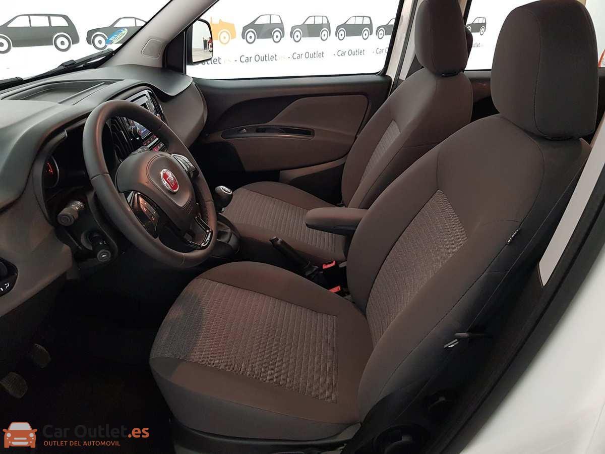 8 - Fiat Doblo 2019