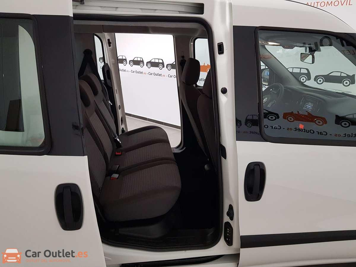 10 - Fiat Doblo 2019