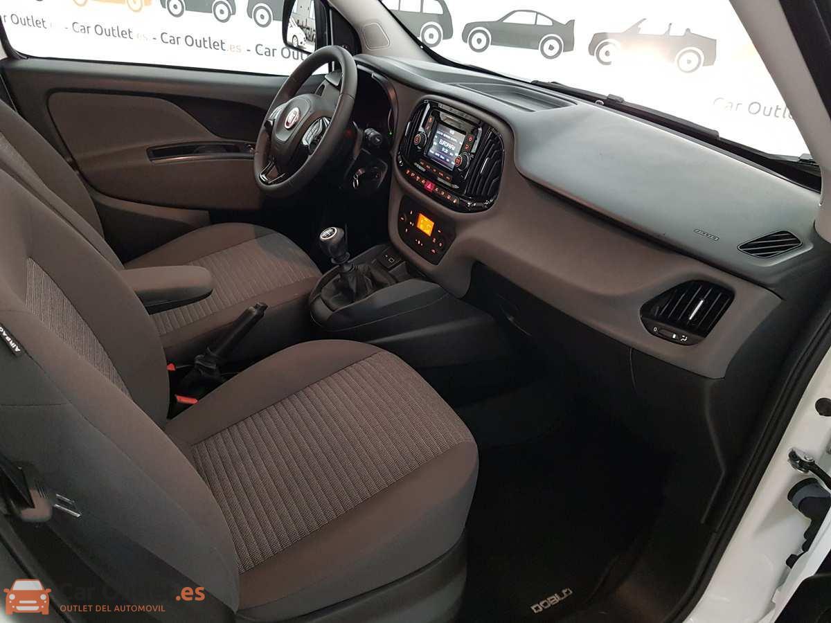 11 - Fiat Doblo 2019