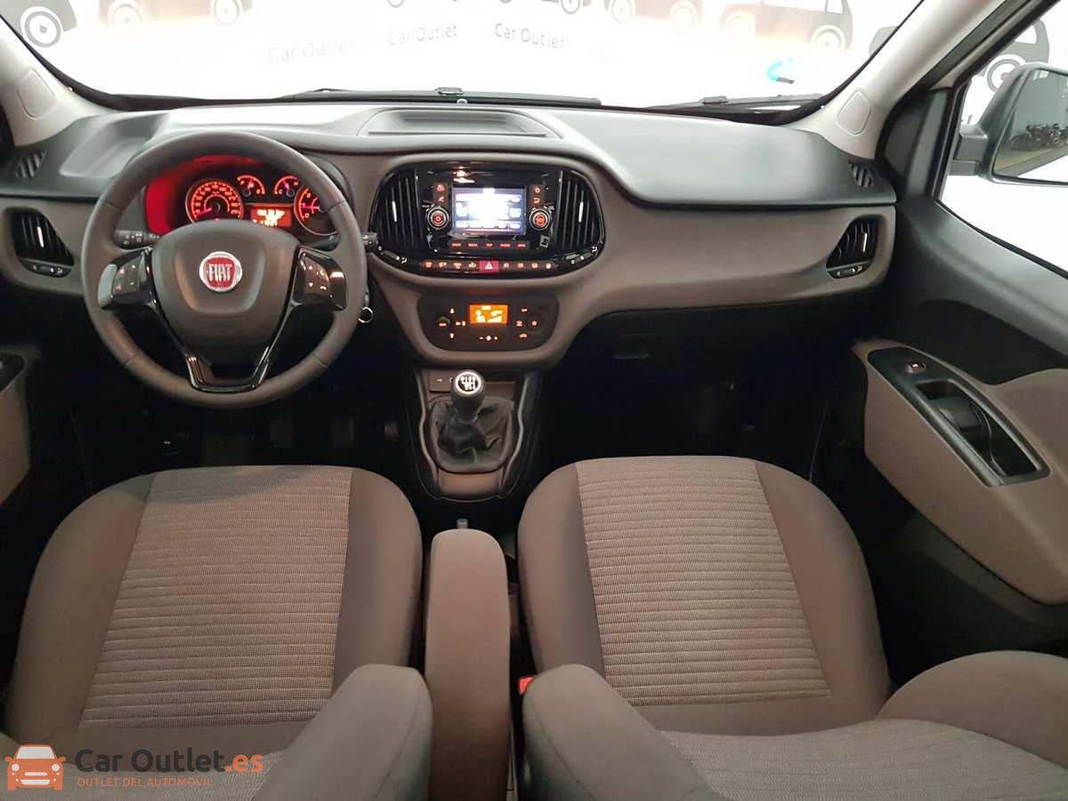 12 - Fiat Doblo 2019