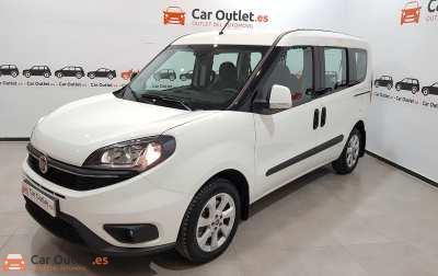 Fiat Doblo Petrol - 2019