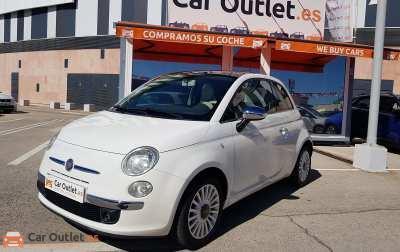 Fiat 500 Benzin - 2012
