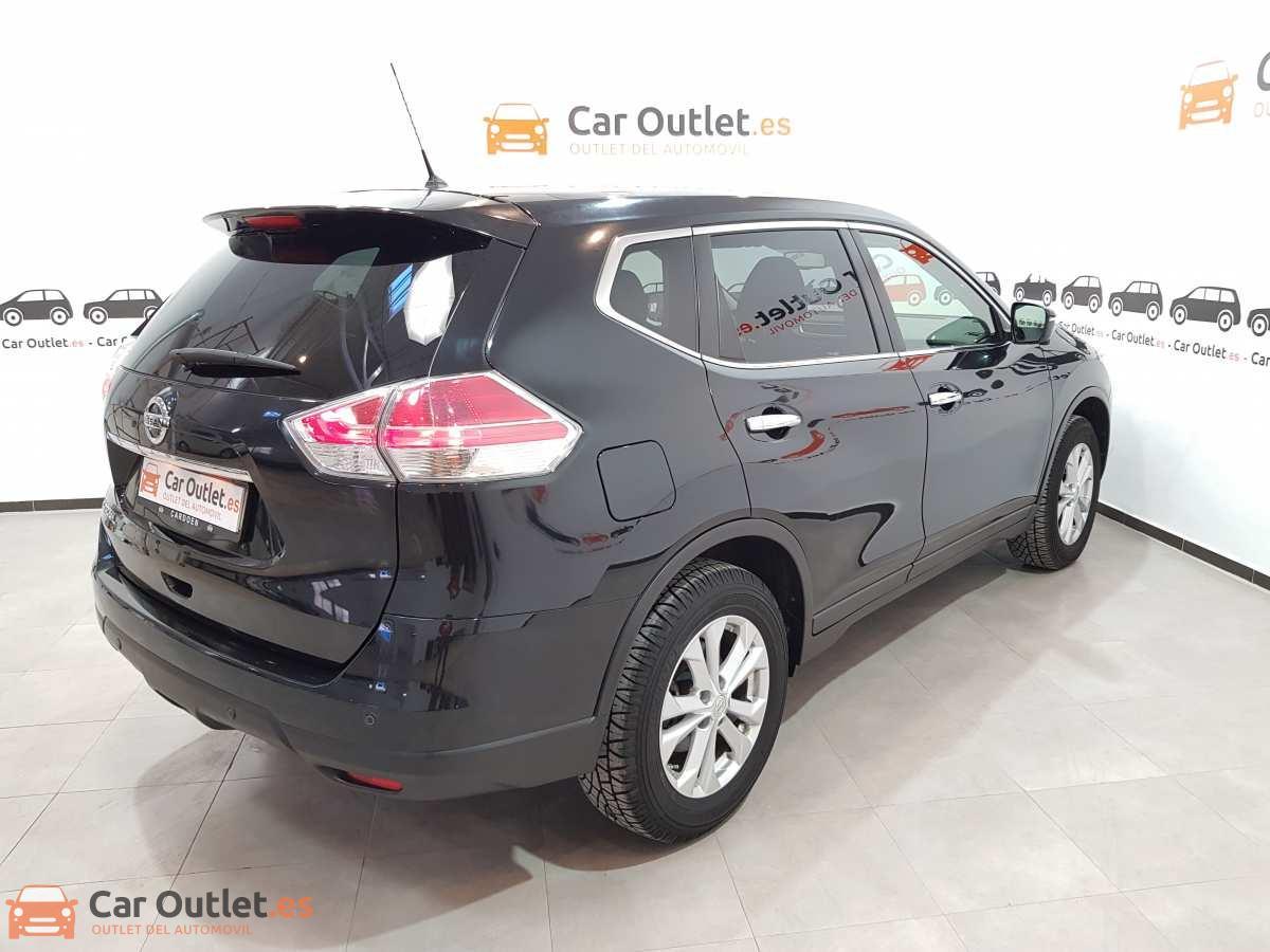 3 - Nissan X Trail 2016